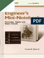 (ebook) Radio Shack - Mini-Notebook - Formulas Tables Basic Circuits .pdf