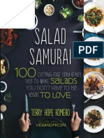 Salad Samurai - 100 Cutting-Edge,