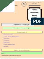 Examen+Correction transfert de chaleur