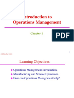 Operations Management_ Introduction