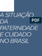 The State of Fatherhood and Caregiving in Brazil Portuguese Web 1