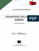 estatica - hibberler 10ma edicion - solucionario - ( 718 pag.pdf