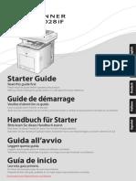 Canon IRC1028i - Starter Guide