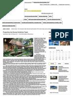 Pengertian Dan Konsep Arsitektur Tropis