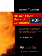Brainfiller DC Arc Flash Guide