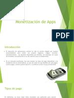 Monetización de Apps