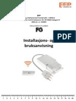 EFP-komfyrvakt-for-vegg-og-hette-UWSG-2-Montasje-og-bruksanvisning-V10