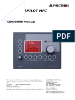 Operational Manual ALPHASEAPILOT MFC Version 1.1