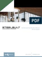SteelBuilt Spec Manaul 60mm