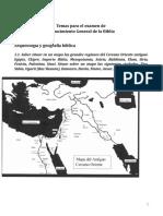 Conocimiento General de La Biblia 2007