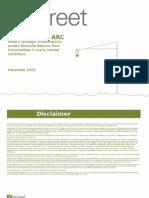 ARC Client Presentation