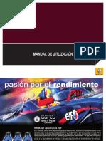 Manual del Conductor Manual de Utilización Renault Latitude
