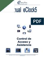Manual EClock5