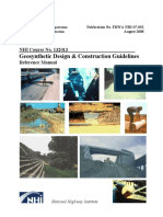 301465629 Geosynthetic Design Construction Guidelines NHI Course No 132013 Reference Manual Final August 2008
