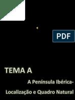 PPT Localização Peninsula Iberica