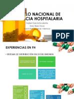 Modelo Nacional de Farmacia Hospitalaria