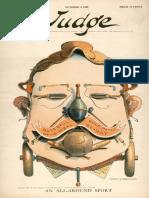 Judge Magazine 1909 Oct 09