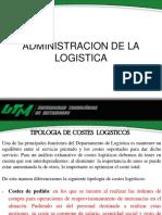 Costes Logisticos y Admon Produccion