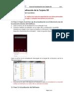 Z11 Guía de Actualización de La Tarjeta SD