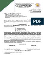 Comision Aplicador Sisat 2018 - 2019 of.