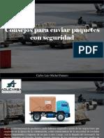 Carlos Luis Michel Fumero - Consejos Para Enviar Paquetes Con Seguridad