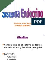 Sistema Endocrino Ppt Final