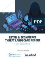 IntSights Retail ECommerce Threat Report V5