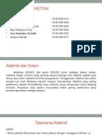 ALDEHID KETON Kelompok 4.pptx