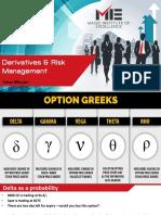 AIMS MMS - Derivatives & RM Lecture 7 THETA