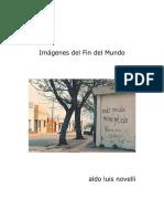 Aldo Luis Novelli-Imágenes Del Fin Del Mundo