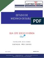[Soil Test] Egu0057 Gua Gye Socio Vivienda