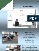 Biomecanica y Movimientos