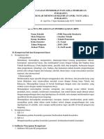 RPP Gambar Teknik KD 3.4 4.4 Irham