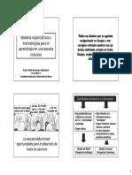 Modelos Organizativos y Metodologias