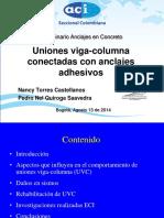 Uniones Viga Columna- Torres