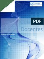 Guía Docente I-2017