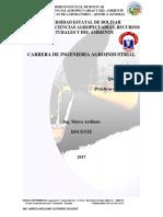 practicas quimica informe