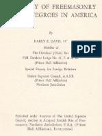 67433309 History of Freemasonry Among Negroes 1946 H E Davis