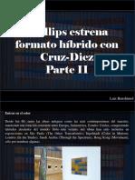 Luis Benshimol - Phillips Estrena Formato Hibrido Con Cruz-Diez, Parte II