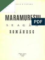 Teresia B. Tataru - Maramuresul leagan romanesc - 1989