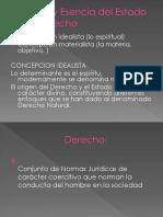 Diapositivas Origen y Esencia Del Estado y El Derecho 2013