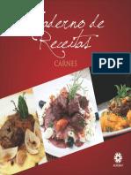 Acrimat - Caderno de Receitas - Carnes