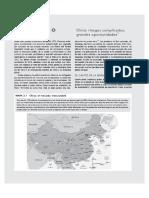 China Riesgo Complicados