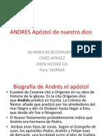 ANDRES Apóstol de nuestro dios.pptx