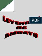 4. Leyendas de Ambato
