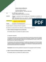 Avance de Informe Nº 009 - Absoluciones a consultas cuaderno de obra....docx