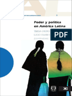 Castro, T. & L. Oliver 2005 Poder y Politica en America Latina