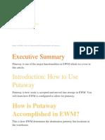 ewm putaway rules