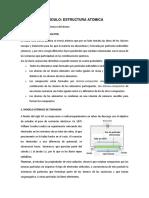 001 Modulo Estructura Atomica