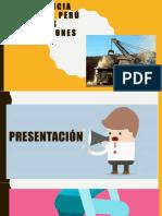 Dependencia Minera Del Perú